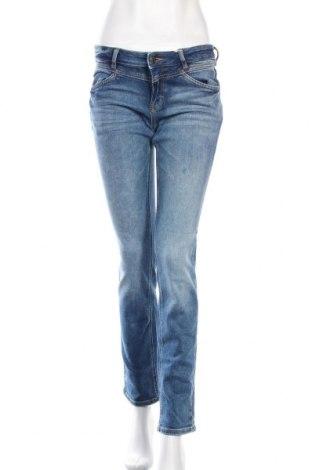 Γυναικείο Τζίν Tom Tailor, Μέγεθος M, Χρώμα Μπλέ, 94% βαμβάκι, 6% ελαστάνη, Τιμή 20,65€