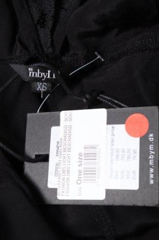 Salopetă de femei Mbym, Mărime XS, Culoare Negru, Viscoză, Preț 147,37 Lei