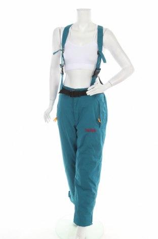 Γυναικεία σαλοπέτα για χειμερινά σπορ, Μέγεθος M, Χρώμα Μπλέ, 65% πολυεστέρας, 35% βαμβάκι, Τιμή 35,33€