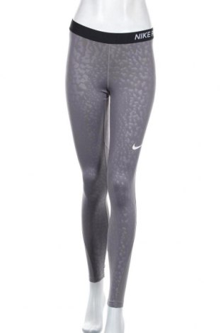 Dámské legíny  Nike, Velikost S, Barva Šedá, 80% polyester, 20% elastan, Cena  485,00Kč