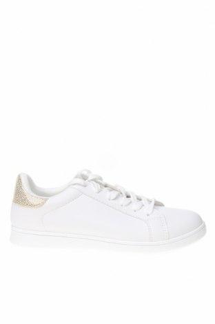 Dámské boty , Velikost 40, Barva Bílá, Eko kůže, Cena  575,00Kč