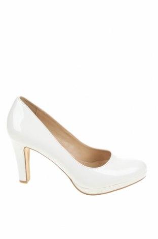 Дамски обувки Anna Field, Размер 39, Цвят Бял, Еко кожа, Цена 37,17лв.
