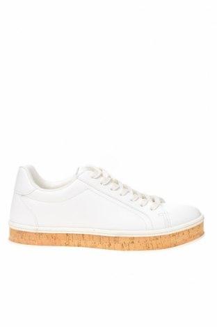 Дамски обувки Bullboxer, Размер 42, Цвят Бял, Еко кожа, Цена 43,46лв.