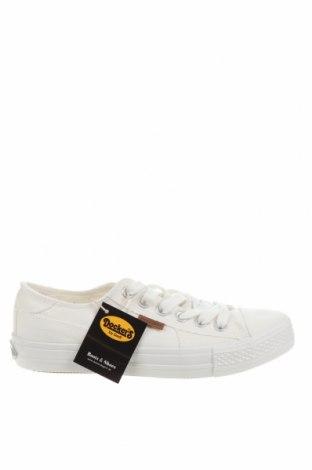 Дамски обувки Dockers by Gerli, Размер 38, Цвят Бял, Текстил, Цена 41,89лв.