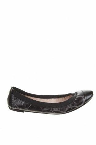 Γυναικεία παπούτσια Escada, Μέγεθος 41, Χρώμα Μαύρο, Γνήσιο δέρμα, κλωστοϋφαντουργικά προϊόντα, Τιμή 61,13€