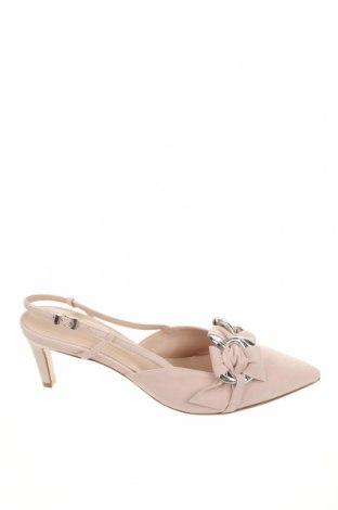 Дамски обувки Kennel & Schmenger, Размер 42, Цвят Розов, Естествена кожа, Цена 194,25лв.