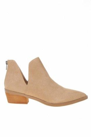 Γυναικεία παπούτσια Madden Girl, Μέγεθος 40, Χρώμα  Μπέζ, Κλωστοϋφαντουργικά προϊόντα, Τιμή 19,48€