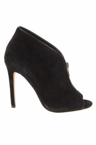 Дамски обувки Marciano, Размер 38, Цвят Черен, Естествен велур, Цена 101,15лв.