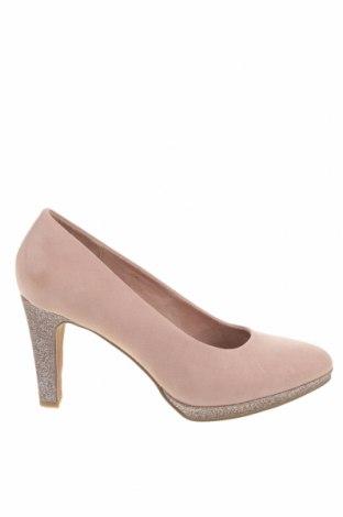 Дамски обувки Marco Tozzi, Размер 41, Цвят Розов, Текстил, Цена 33,60лв.