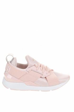 Дамски обувки PUMA, Размер 38, Цвят Розов, Текстил, Цена 134,25лв.