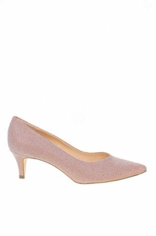 Дамски обувки Peter Kaiser, Размер 41, Цвят Розов, Текстил, Цена 57,25лв.