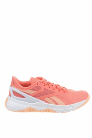 Дамски обувки Reebok, Размер 38, Цвят Розов, Текстил, Цена 59,40лв.