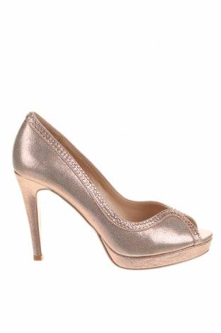 Дамски обувки Showcase By Dorothy Perkins, Размер 39, Цвят Златист, Текстил, Цена 35,40лв.