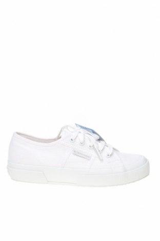 Дамски обувки Superga, Размер 36, Цвят Бял, Текстил, Цена 43,60лв.