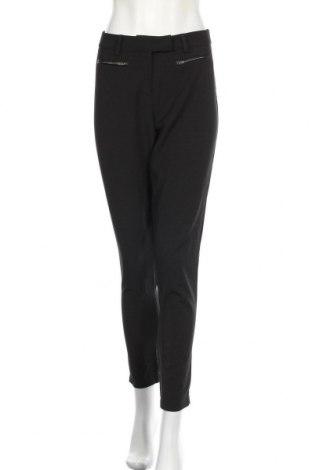 Дамски панталон Ally, Размер M, Цвят Черен, Полиестер, Цена 36,23лв.