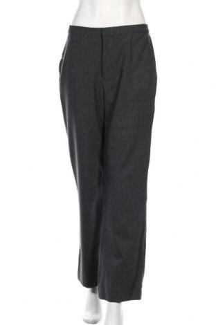 Γυναικείο παντελόνι Banana Republic, Μέγεθος M, Χρώμα Γκρί, 96% μαλλί, 4% ελαστάνη, Τιμή 13,06€
