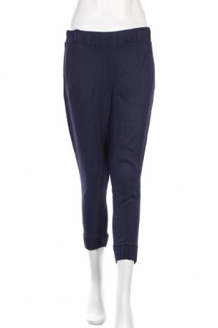 Дамски панталон COS, Размер S, Цвят Син, Вискоза, Цена 26,24лв.
