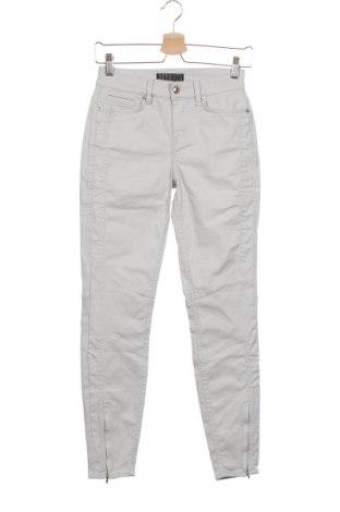 Pantaloni de femei Drykorn for beautiful people, Mărime XS, Culoare Gri, 98% bumbac, 2% elastan, Preț 61,60 Lei