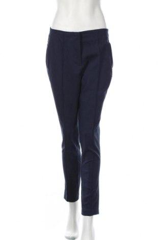 Dámské kalhoty  Esmara, Velikost M, Barva Modrá, 54% bavlna, 41% polyester, 4% elastan, Cena  211,00Kč