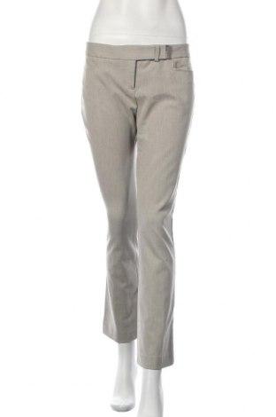 Дамски панталон Express, Размер M, Цвят Сив, 61% полиестер, 34% вискоза, 5% еластан, Цена 7,35лв.