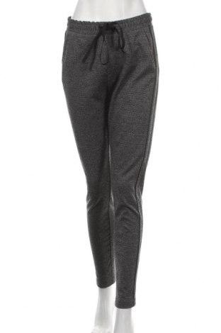 Дамски панталон Maryley, Размер M, Цвят Сив, 79% полиестер, 20% вискоза, 1% еластан, Цена 25,94лв.