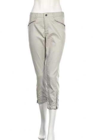 Дамски панталон Ofelia, Размер M, Цвят Сив, 68% памук, 29% полиестер, 3% еластан, Цена 6,17лв.