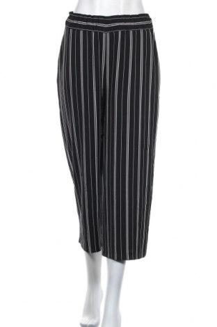 Дамски панталон One More Story, Размер M, Цвят Син, 94% полиестер, 6% вискоза, Цена 6,83лв.