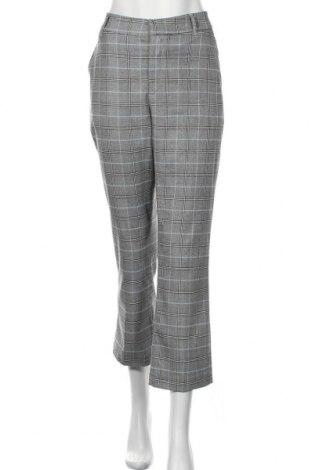Дамски панталон Part Two, Размер XL, Цвят Сив, 65% полиестер, 32% вискоза, 3% еластан, Цена 13,28лв.