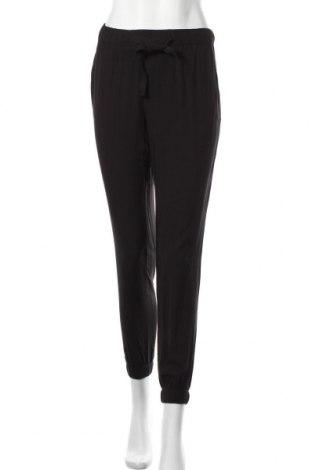 Γυναικείο παντελόνι Q/S by S.Oliver, Μέγεθος XS, Χρώμα Μαύρο, Βισκόζη, Τιμή 13,71€