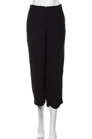 Dámské kalhoty  S.Oliver, Velikost M, Barva Černá, Viskóza, Cena  400,00Kč