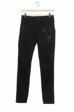 Dámské kalhoty  S.Oliver, Velikost XS, Barva Černá, 69% bavlna, 28% polyester, 3% elastan, Cena  243,00Kč