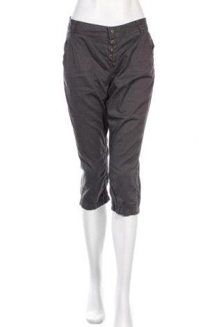 Dámské kalhoty  S.Oliver, Velikost M, Barva Šedá, Bavlna, Cena  185,00Kč