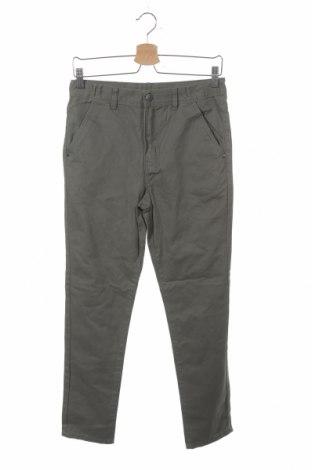 Pantaloni pentru copii Urban Supply, Mărime 14-15y/ 168-170 cm, Culoare Verde, Bumbac, Preț 21,55 Lei