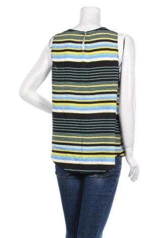 Γυναικείο αμάνικο μπλουζάκι Tom Tailor, Μέγεθος M, Χρώμα Πολύχρωμο, Βισκόζη, Τιμή 13,53€