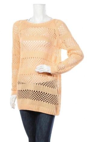Дамски пуловер Colours Of The World, Размер XXL, Цвят Оранжев, Полиакрил, Цена 6,04лв.