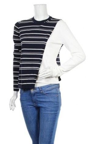 Дамски пуловер Karen Millen, Размер M, Цвят Син, 53% вискоза, 45% полиамид, 2% еластан, Цена 51,00лв.