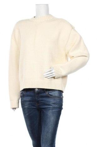 Дамски пуловер LeGer By Lena Gercke, Размер M, Цвят Бежов, 60% памук, 40% полиамид, Цена 36,54лв.