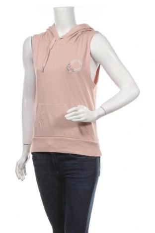 Дамски суичър Ally, Размер S, Цвят Розов, Памук, Цена 19,64лв.