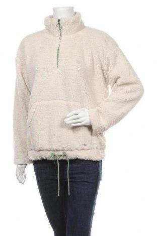 Дамски суичър Tom Tailor, Размер S, Цвят Бял, Полиестер, Цена 57,85лв.