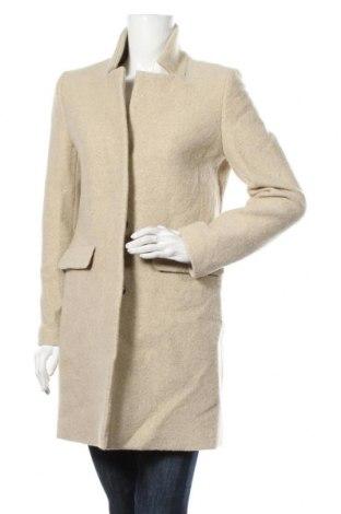 Dámský kabát  Closed, Velikost S, Barva Béžová, Vlna, Cena  2798,00Kč