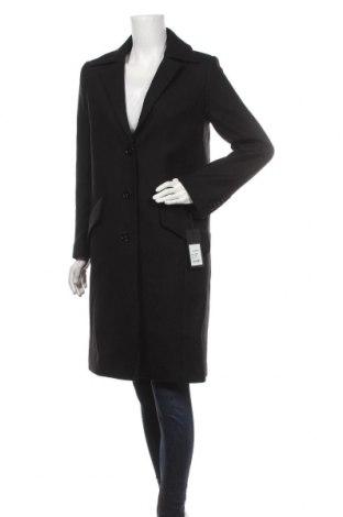 Dámský kabát  Drykorn for beautiful people, Velikost S, Barva Černá, 75% vlna, 25% polyamide, Cena  3295,00Kč