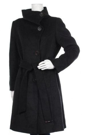 Dámský kabát  Esprit, Velikost M, Barva Černá, 60% polyester, 31% vlna, 3%acryl, 3% polyamide, 2% viskóza, 1% bavlna, Cena  1070,00Kč