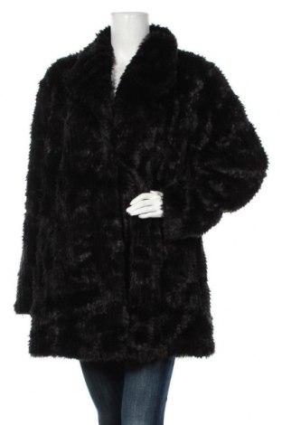Дамско палто Estelle, Размер XL, Цвят Черен, 50% акрил, 50% полиестер, Цена 53,76лв.