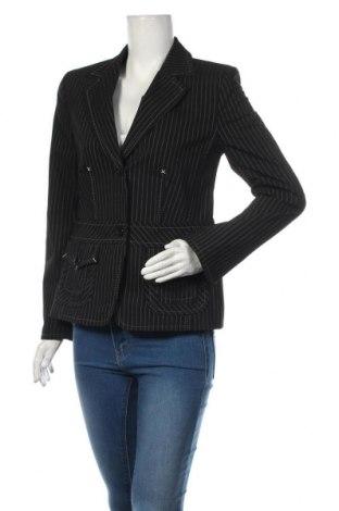 Дамско сако Andrews, Размер M, Цвят Черен, 98% полиестер, 2% еластан, Цена 21,26лв.