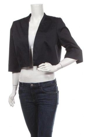 Dámské sako  Comma,, Velikost XL, Barva Modrá, 97% bavlna, 3% elastan, Cena  329,00Kč