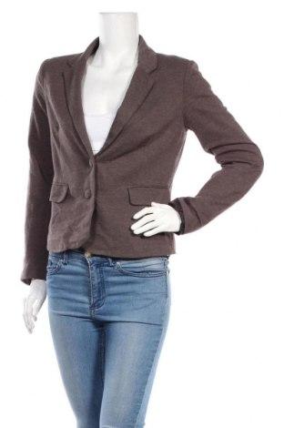 Дамско сако Lola & Liza, Размер M, Цвят Сив, 60% памук, 40% полиестер, Цена 4,45лв.