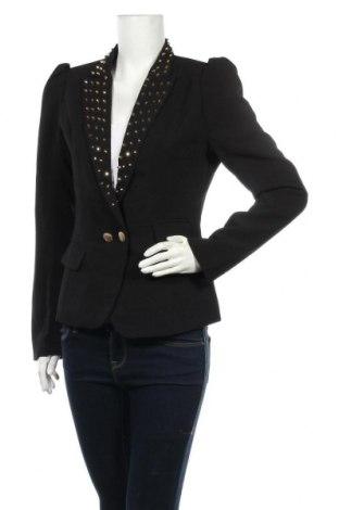 Дамско сако Osley, Размер L, Цвят Черен, 96% полиестер, 4% еластан, Цена 31,92лв.