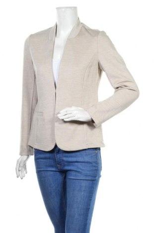 Γυναικείο σακάκι Tom Tailor, Μέγεθος L, Χρώμα  Μπέζ, 57% βισκόζη, 39% πολυεστέρας, 4% ελαστάνη, Τιμή 38,27€