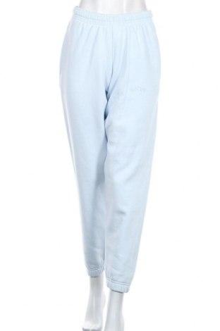 Дамско спортно долнище LeGer By Lena Gercke, Размер M, Цвят Син, 65% памук, 35% полиестер, Цена 40,50лв.