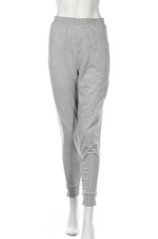 Γυναικείο αθλητικό παντελόνι S.Oliver, Μέγεθος M, Χρώμα Γκρί, 60% βαμβάκι, 40% πολυεστέρας, Τιμή 16,06€
